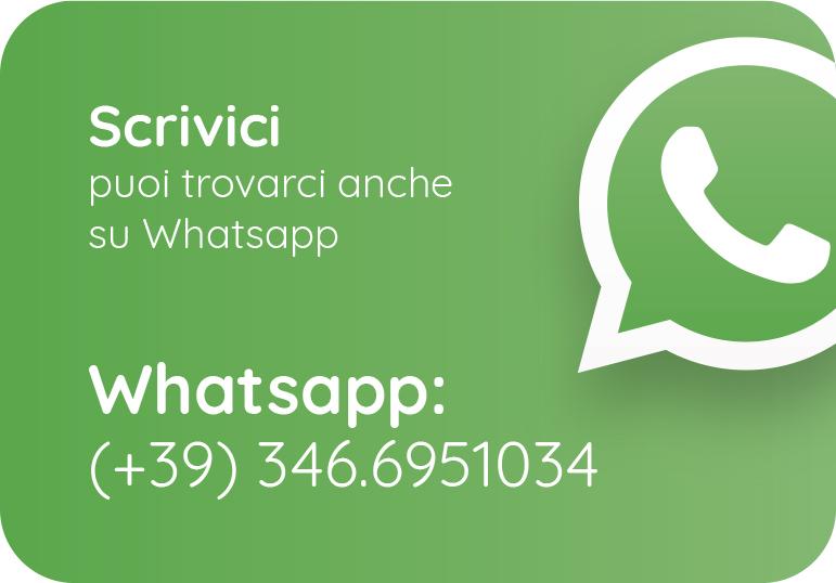 Contatto Whatsapp Coach Academy