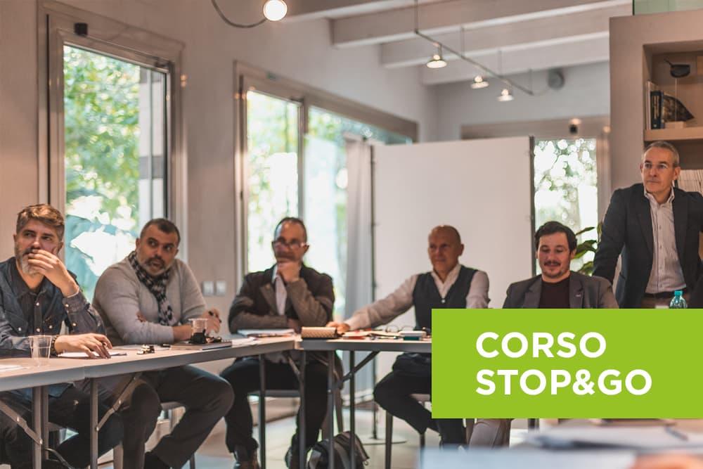 Corsto Stop&Go - Coach Academy